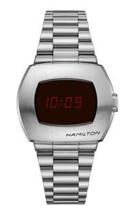 HAMILTON AMERICAN CLASSIC PSR DIGITAL QUARTZ H52414130