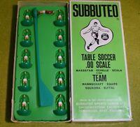 SUBBUTEO TABLE SOCCER OO SCALE FOOTBALL TEAM MEXICO 157