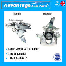 FITS VAUXHALL MOVANO MK 1 BUS BOX REAR LEFT BRAKE CALIPER - NEW 4405539 4403459