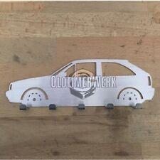 Schlüsselbrett VW Polo 86c Coupe aus Edelstahl