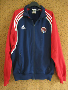 Veste Adidas Fc servette geneve Jacket Homme vintage football - 180 / L