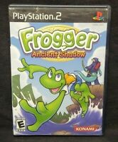 Frogger: Ancient Shadow  PS2 Playstation 2 COMPLETE Game 1 Owner Near Mint Disc