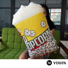 Decorative popcorn cushions movie night party ideas pillows bolsters home decor