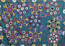 UZBEK AMAZING COLOURFUL HANDMADE EMBROIDERY – SUZANI