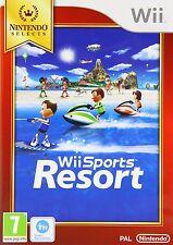 Nintendo Selects : Sports Resort Nintendo Wii