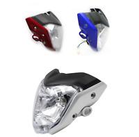 Motorcycle Bike Racing Headlight Headlamp Head Light For Yamaha FZ 16