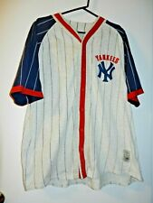 New York Yankees #7 Baseball Majestic Cooperstown Collection Jersey Size Xl