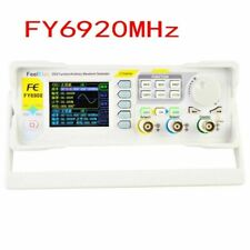 FY6920 2-Ch DDS Function Arbitrary Waveform Signal Generator / Frequency Counter