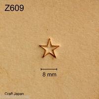 Craftool Kitten Stamp 6667000 E671 Kätzchen Leder Stempel