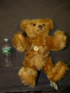 "STEIFF 18"" Classic Growler Bear 004445 - With All Labels"