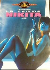 La Femme Nikita (DVD, 2000) RARE 1990 ORIGINAL VERSION BRAND NEW MGM