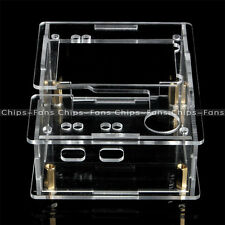 Case Shell for TFT GM328 Transistor Tester Diode LCR ESR meter PWM Square wave C