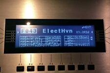 Kawai K5/K5M/K5000/K5000S/K5000W/K5000R Pantalla LED De Gráfico!