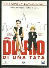 DVD Il diario di una tata. Scarlett Johansson