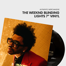 "[Pre-order] The Weeknd - Blinding Lights 7"" Vinyl [Collector's Edition]"