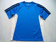 Mens ADIDAS fitness Shirt sz 2XL gym track golf running athletic soccer workout