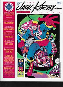 Jack Kirby Collector #10 TwoMorrows 1996 OOP