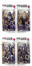 NECA Gears of War 3 Marcus COG Soldier Savage Theron Action Figures Set