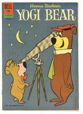 Yogi Bear #9, Dell 1962 Hanna-Barbera VF-