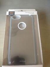 MyStyle Pro Serie iPhone 6 Plus de plata de diseño de aluminio cepillado los casos