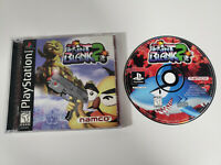 Point Blank 2 (Sony PlayStation 1, 1999 PS1) - Complete w/ Manual, Tested