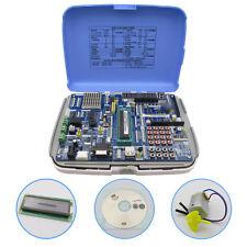Starter Learning Development Board For ARM AVR 51 MCU HC6800 12864LCD SP92 Kits