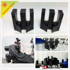 2pcs Pressure Load Spreader Protector Stringing Tool for Tennis Racket (Adapter)