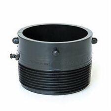 "Valterra T1029-4 RV 3"" Bayonet by 3"" MPT Termination Sewer Adapter"