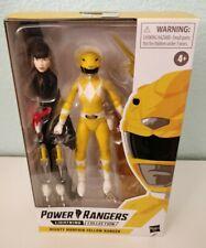 Power Rangers Lightning Collection Mmpr Yellow Ranger Hasbro