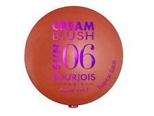 Bourjois Paris Cream Blush 2.5g (06 Tropical Coral)