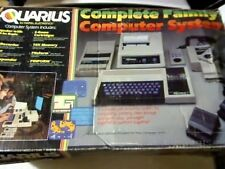 1983 MATTEL AQUARIUS MATTEL ELECTRONICS COMPUTER FAMILY COMPUTER SYSTEM BOX ONLY