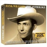 HANK WILLIAMS - ANTHOLOGY USED - VERY GOOD CD