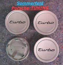 orig. Porsche 993 Turbo Felgendeckel Wheel centre Caps 993.361.303.02 FFF silber