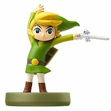 NEW Nintendo 3DS Amiibo Toon Link Wind Waker Legend of Zelda JAPAN IMPORT