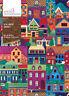 Village Quilt Anita Goodesign Embroidery Design Machine CD