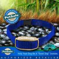 PetSafe Pawz Away Pet Barrier Outdoor-Indoor Dog Cat Blue Collar PWF00-13664