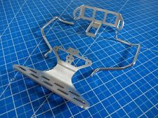 Tamiya 1/10 Blackfoot Monster Beetle Aluminum Front+ Rear lower Bumper+Side Rail
