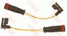 Brake Pad Wear Indicator Sensor GIC228 TRW Warning Contact Wire A1645401017 New