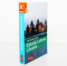 ESTONIA LETTONIA LITUANIA GUIDA TURISTICA [THE ROUGH GUIDE] 9788880621874