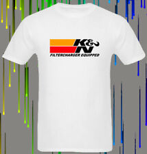 K&N Performance Air Filters Automotive Auto Motor Super Car T-Shirt ALL SIZE