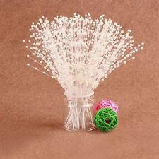 Pearl Spray stems Wedding Bouquet Centerpiece Decoration Craft  Hot Sale