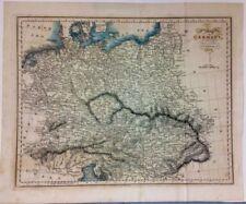 Antique European Maps & Atlases Paris