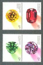 Australia Rare Beauties gemstones mnh set