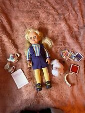 Amazing Ally Doll with Accessories - Talks and Works with Accessories (Used)