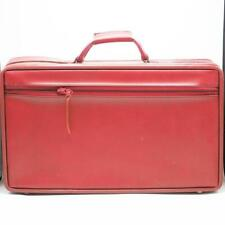 Vintage Hartmann Luggage Suitcase Makeup Train Case Carry-on
