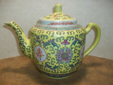 Chinese Teapot Made In China Age Unknown