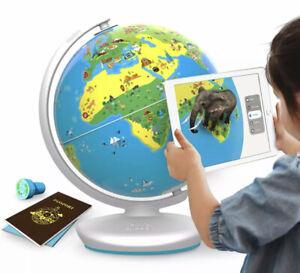 Orboot Earth, AR Globe (App Based) - Interactive World Globe (used)
