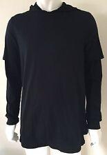 50% OFF! - Lee Long Sleeve Hoodie Black Size  NWT Orig Price $105.95