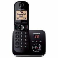PANASONIC DIGITAL CORDLESS ANSWER PHONE NUISANCE CALLS BLOCK & CALLER ID SINGLE