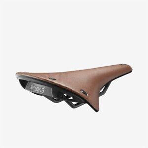 Brooks Cambium C17 Saddle Limited Edition Orange 2 year Warranty